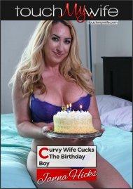 Curvy Wife Cucks The Birthday Boy image