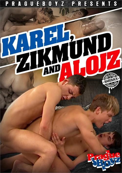 Karel, Zikmund & Alojz Boxcover