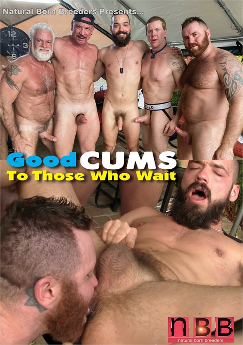 Good Cums To Those Who Wait Boxcover