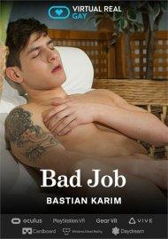 Bad Job gay porn VOD from VirtualRealGay