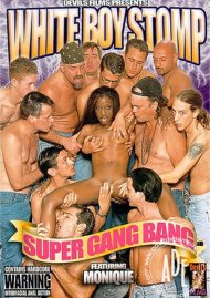 White Boy Stomp: Super Gang Bang Porn Video