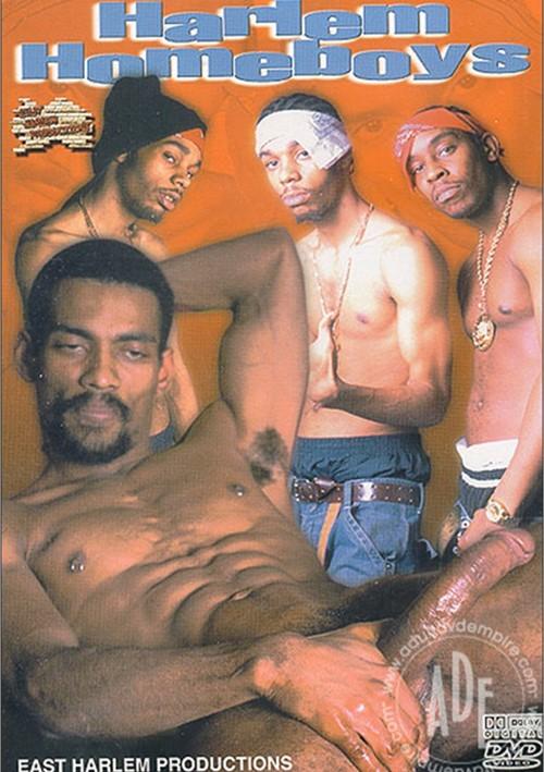 Harlem Homeboys Boxcover