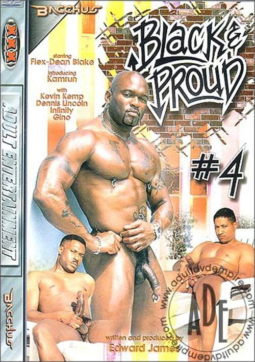 Black & Proud 4 Boxcover