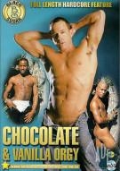 Chocolate & Vanilla Orgy Porn Movie
