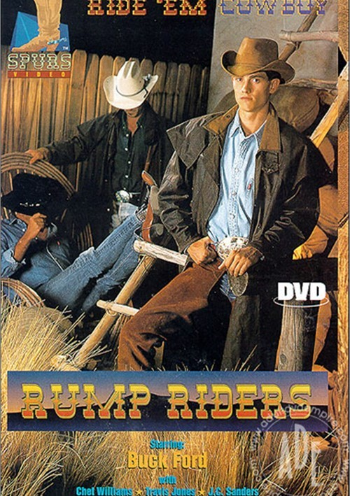 Rump Riders Boxcover