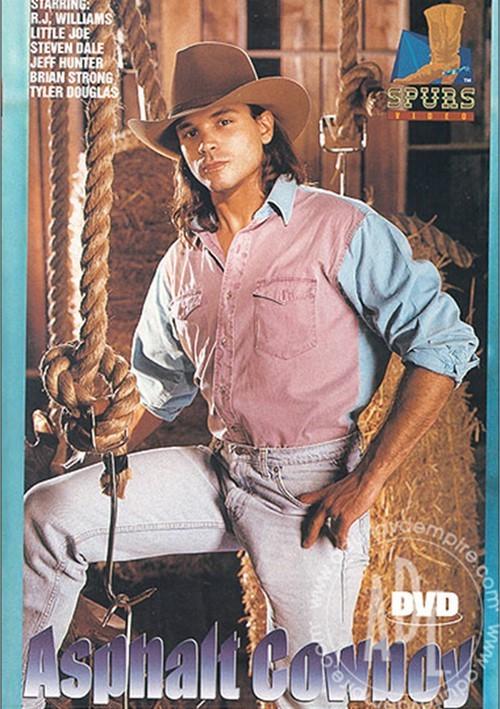 Asphalt Cowboy Boxcover