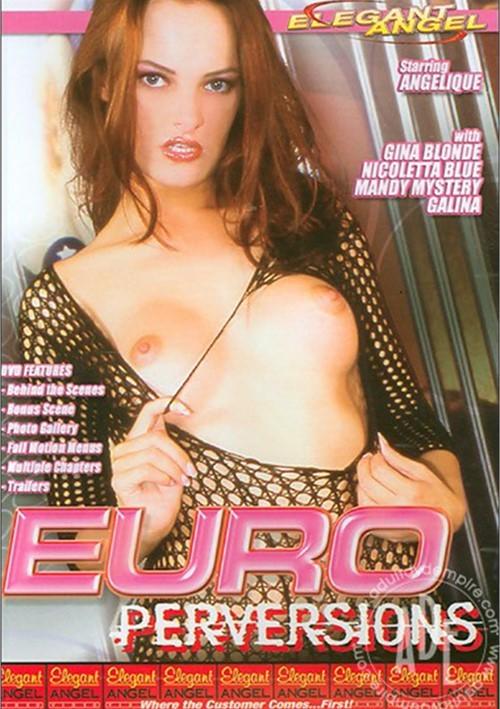 Euro Perversions Boxcover