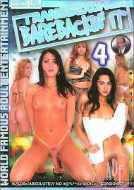 Transsexual Barebackin' It 4