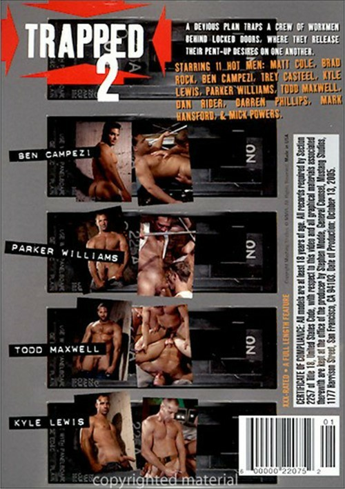 Trapped 2 Cover Front