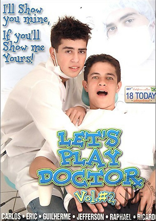 18 Today International: Let's Play Doctor #2 Boxcover