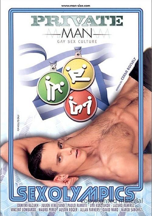 Sex Olympics Boxcover