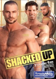Shacked Up porn video from TitanMen.