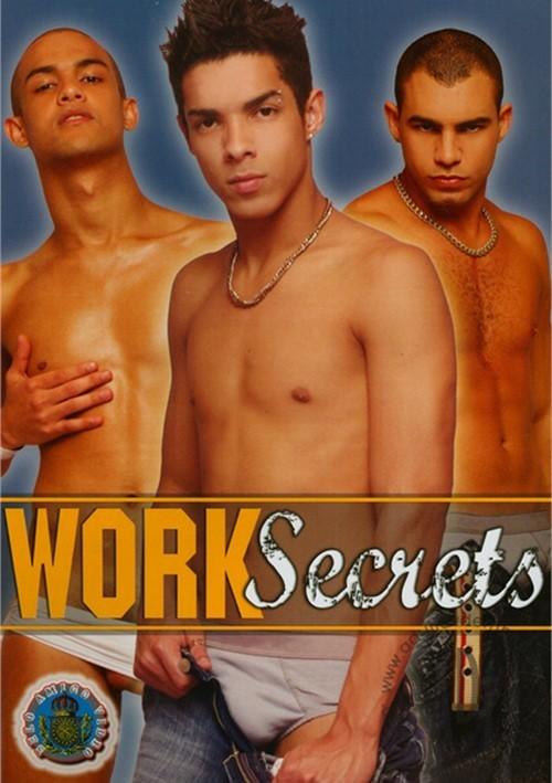 Work Secrets Boxcover