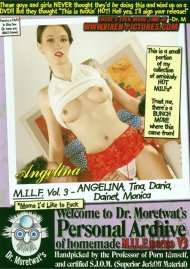 Dr. Moretwat's Homemade Porno: M.I.L.F. Vol. 3 Porn Video