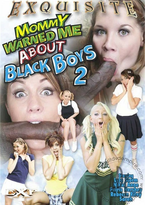 Mommy Warned Me About Black Boys 2 Boxcover