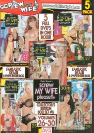 Screw My Wife, Please Vol. 26-30 image