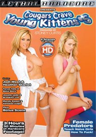 Cougars Crave Young Kittens #5 Porn Movie