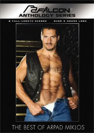 Best Of Arpad Miklos, The gay porn DVD from Falcon Anthology Series