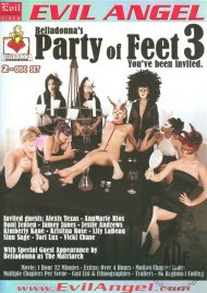 Belladonna's Party Of Feet 3 Porn Video