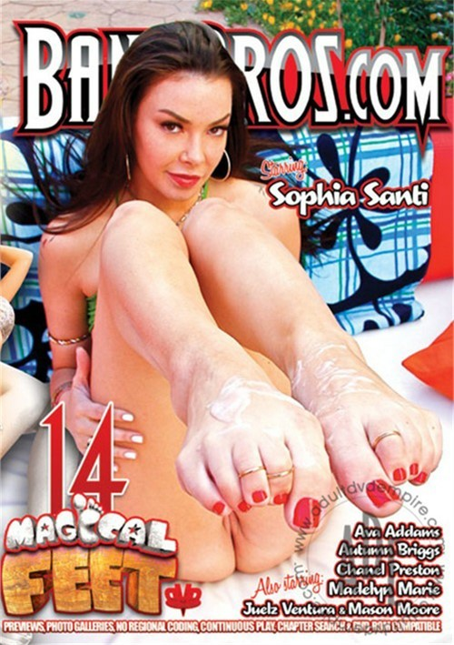 Magical feet porn