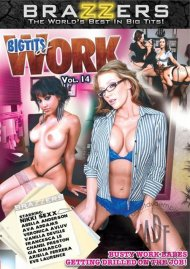 Big Tits At Work Vol. 14