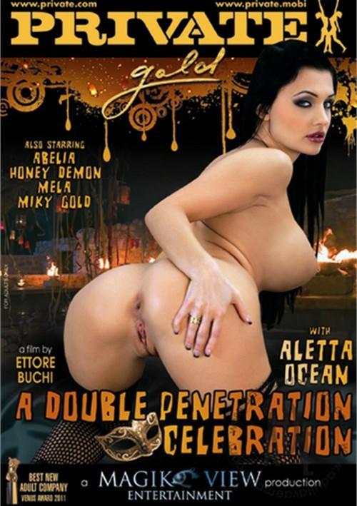 A Double Penetration Celebration