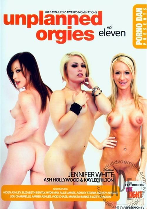 Unplanned Orgies Eleven