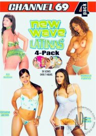 New Wave Latinas 4-Pack