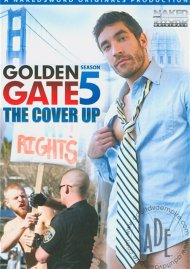 Golden Gate: Season 5 - The Cover Up Gay Porn Movie