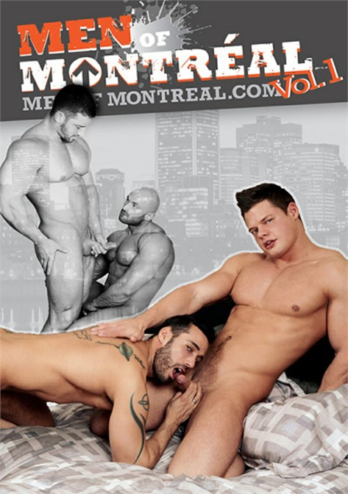 Men of Montreal Vol. 1 Boxcover