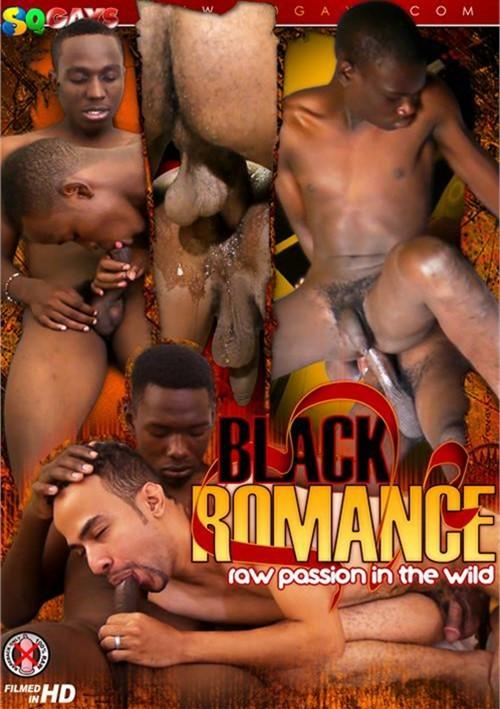 Black Romance Boxcover