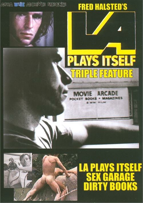 La Plays Itself Triple Feature Boxcover