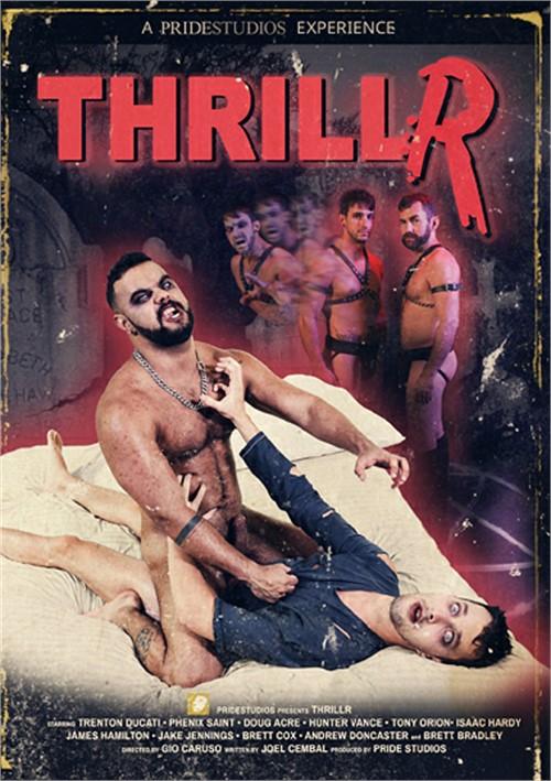 ThrillR Boxcover