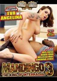 Mandingo: The King Of Interracial 3