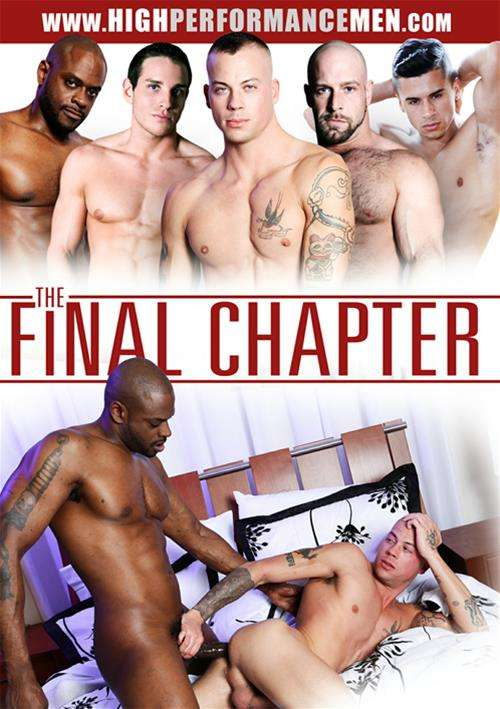 Final Chapter, The Boxcover
