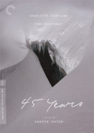 45 Years: The Criterion Collection Gay Cinema Movie