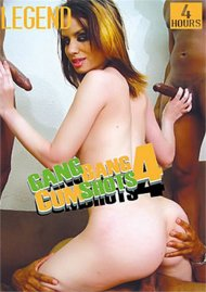 Gang Bang Cum Shots 4
