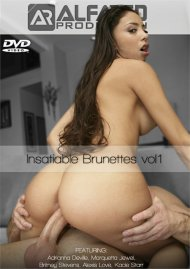Buy Insatiable Brunettes Vol. 1