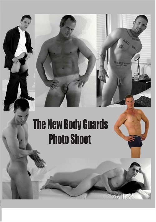 New Body Guards Photo Shoot, The Boxcover