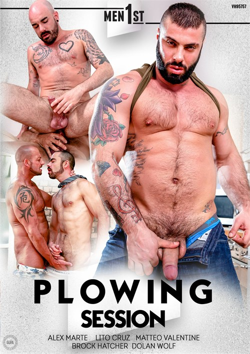 Plowing Session Boxcover