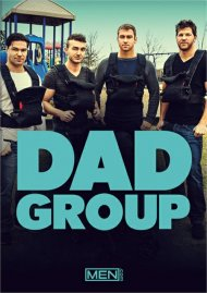 Dad Group HD gay porn streaming video from Men.com.