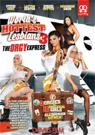 Buy World's Hottest Lesbians Part 3: The Orgy Express