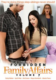 Forbidden Family Affairs Vol. 7 Porn Video