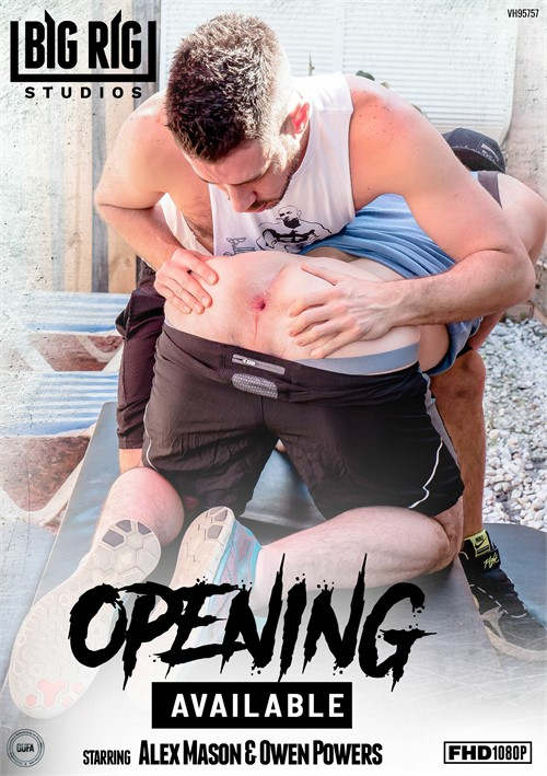 Opening Available Boxcover