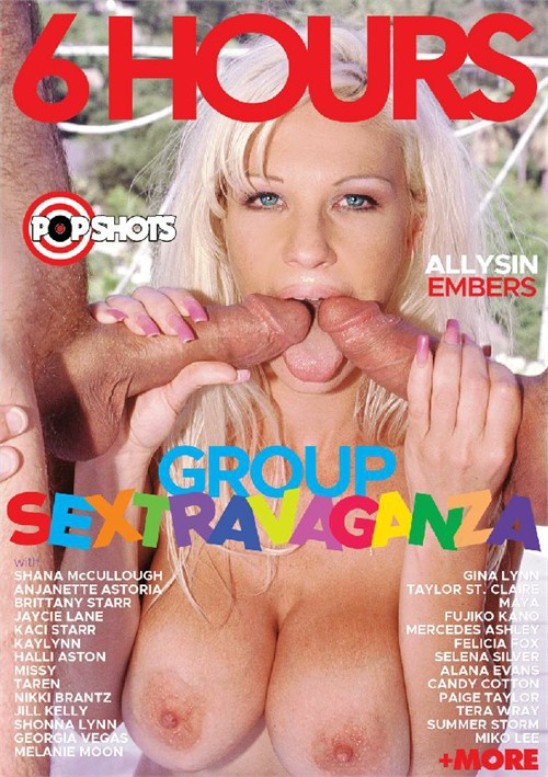Group Sextravaganza - 6 Hours