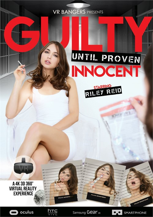 Guily Until Proven Innocent Boxcover