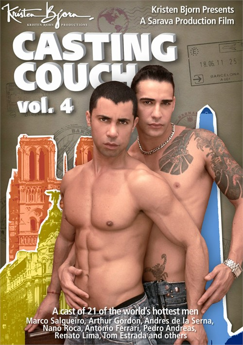 Casting Couch Vol. 4 Boxcover