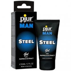 Pjur Man Steel Gel - 1.7oz Sex Toy