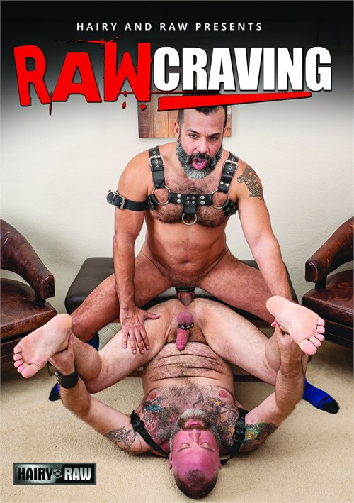 Raw Craving Boxcover