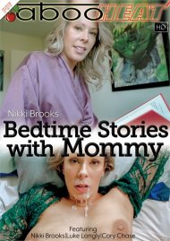 Nikki Brooks in Bedtime Stories with Mommy streaming porn video from Taboo Heat.